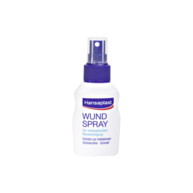 Hansaplast Wundspray 50 ml Wunddesinfektion